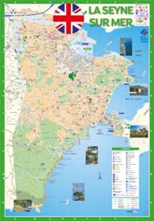 Resort plan : La Seyne sur Mer
