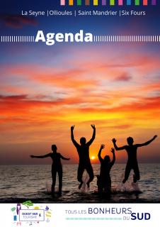 Agenda  à la semaine