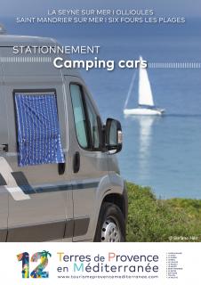 Aires de stationnement camping cars