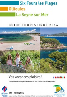 Touristic guide West Var 2017