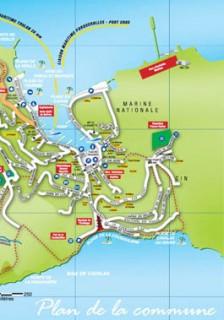 Plan de Saint Mandrier