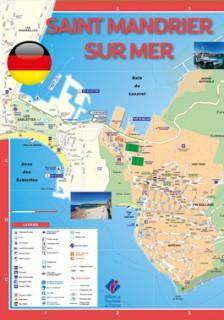 Plan von Saint Mandrier