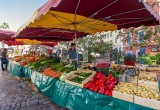Provencal diary ans weekly markets