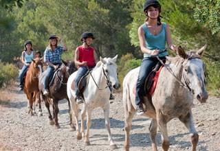 Centres equestres et balades à cheval