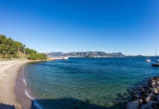 Les plages labellisées Pavillon Bleu