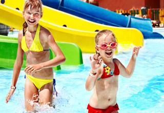 Parcs aquatiques et  piscines