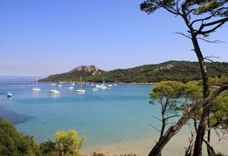 Porquerolles and the Levant islands