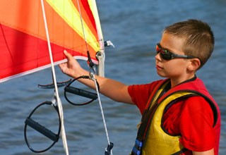 sailing and windsurfing