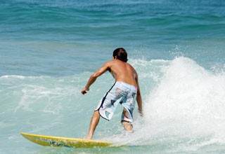 Surf, bodyboard et paddle