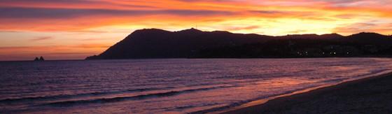 Admirer les couchers de soleil