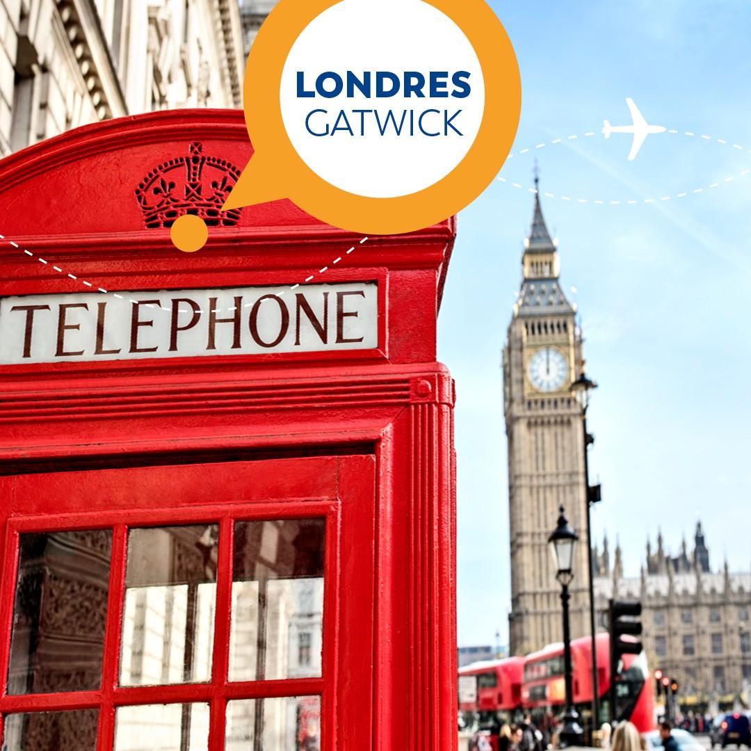 Evadez-vous à Londres