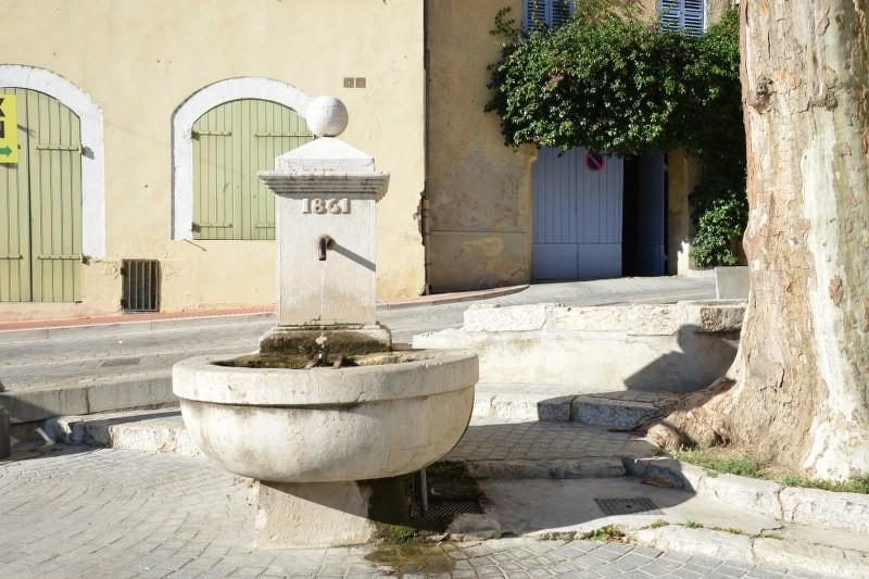 Fontaine du Rentier