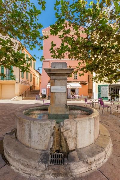 Fontaine du Septem