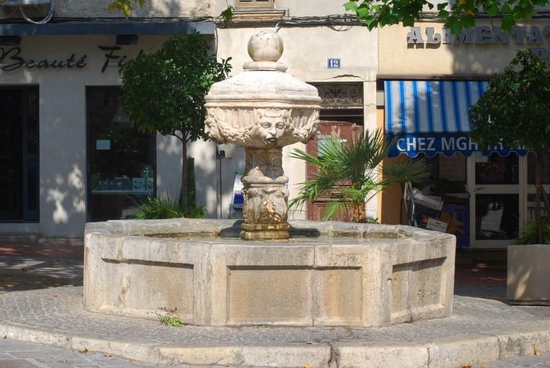 Fontaine St Laurent