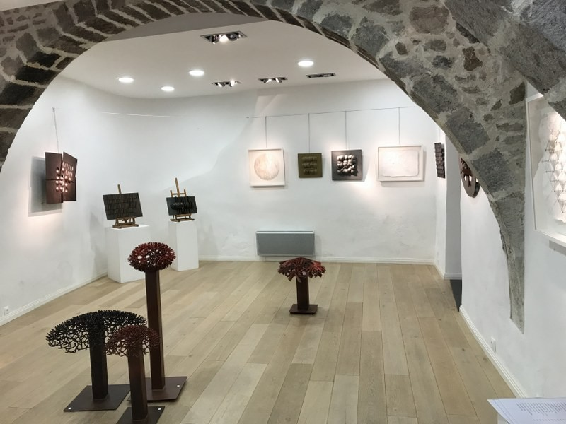 L'Olivier gallery in Ollioules