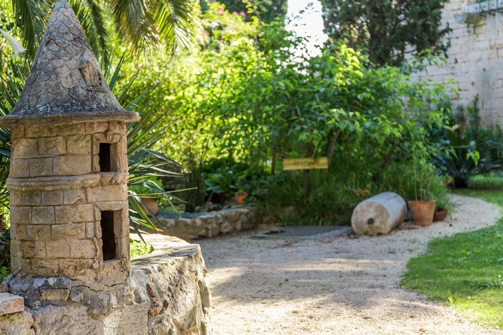 Jardin du Fort Balaguier, La Seyne sur Mer