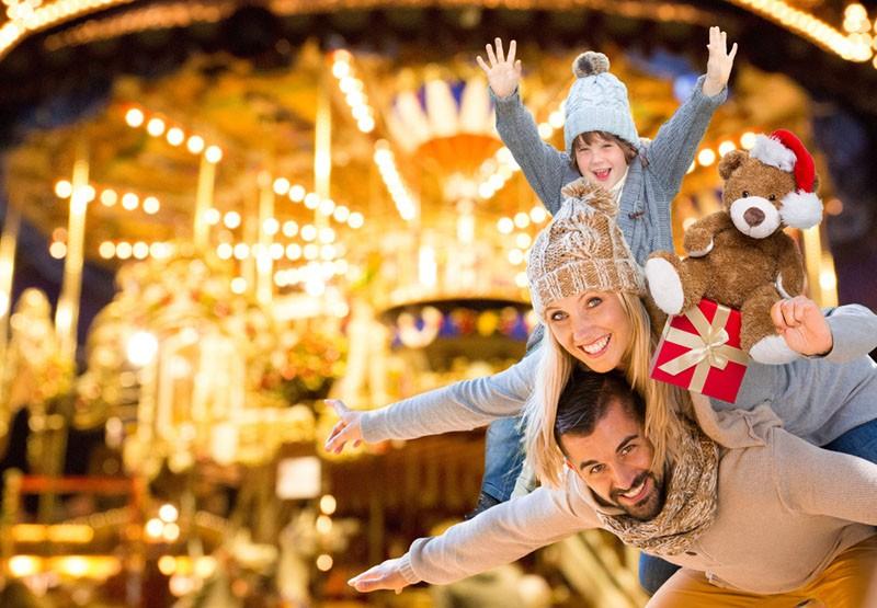 Noël en famille Ouest Var