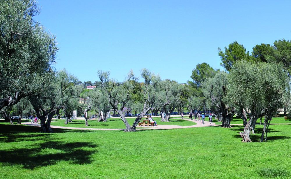 Parc de la Castellane, Ollioules