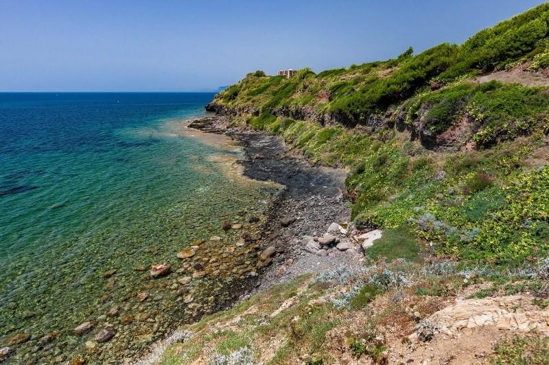 courir Parc de la Méditerranée crapa parcours sportif vue mer footing à Six Fours faire un run