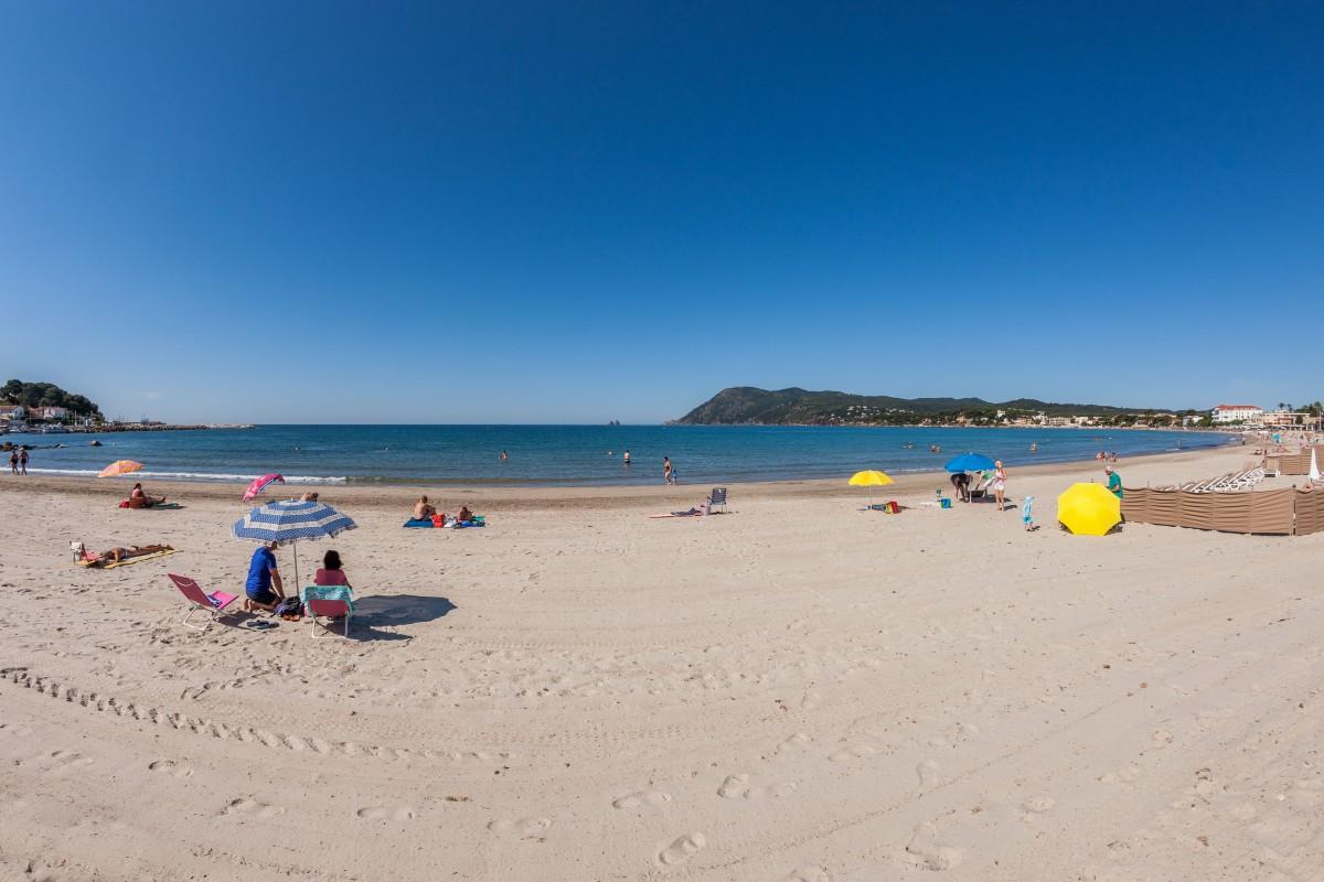 Plage des Sablettes top meilleures plages famille enfants