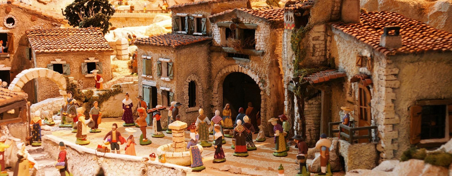 Découvrir les santons de Provence