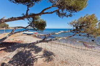 La Verne beach, La Seyne
