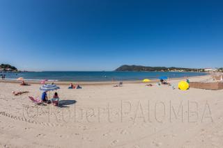Les Sablettes beach, La Seyne sur Mer
