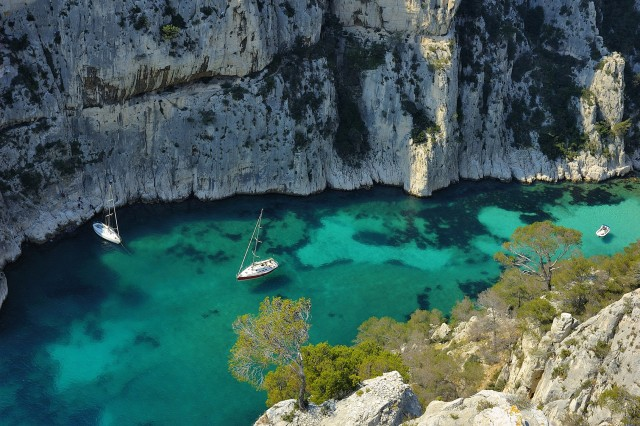 Calanques de cassis - Office tourisme cassis les calanques a pied ...
