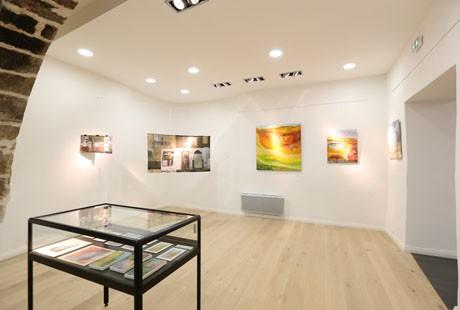 Galerie de l'Olivier Ollioules - Visite guid�e artisans d'art