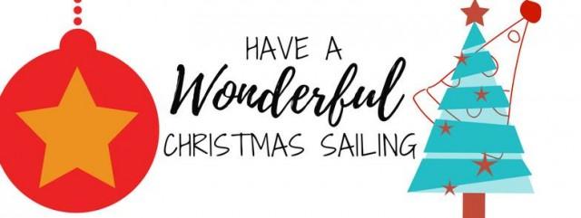 Noël en voilier