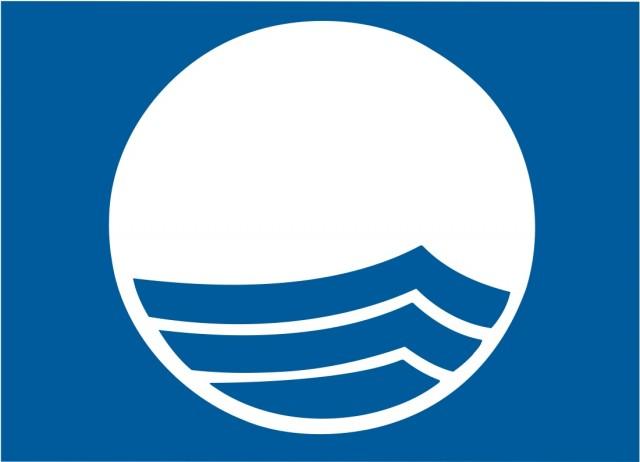 Six Fours, Pavillon Bleu des plages