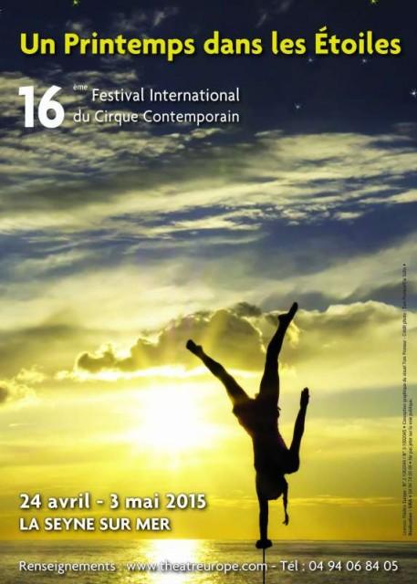 Un printemps dans les Etoiles - Festival de cirque contemporain La Seyne sur mer Var
