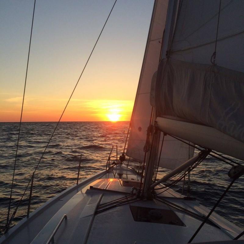 My Sail Croisière Méditerranée Six Fours île des Embiez
