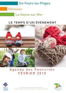 Agenda mensuel des festivités à Six Fours La Seyne et Ollioules