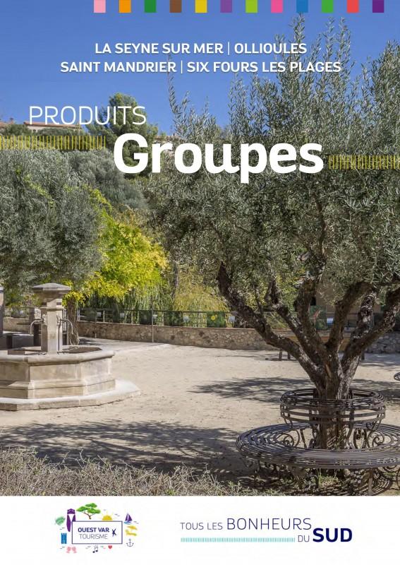 Brochure groupes 2020 Ouest Var Tourisme