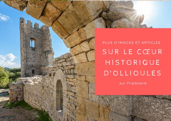 Coeur historique d'Ollioules vu par les internautes sur Flipboard