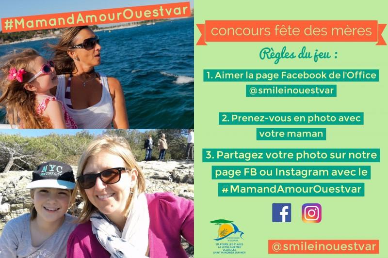 Concours #mamandAmourOuestvar