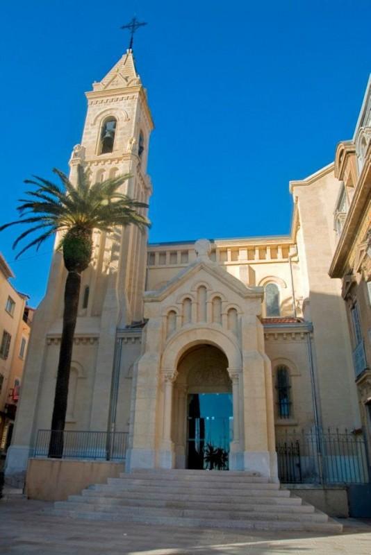 Eglise St Nazaire
