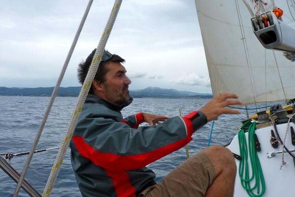 Frédéric My Sail