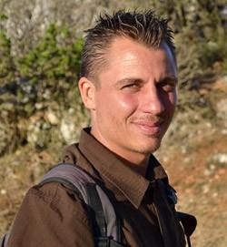 Martin Grange, guide conférencier à l'office de tourisme de l'ouest var