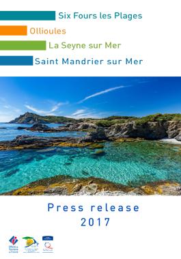 Ouest Var press release 2017