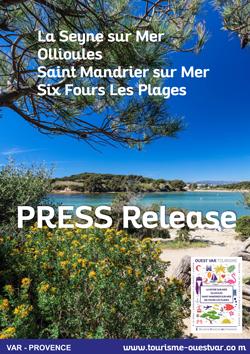 Ouest Var Press release 2018