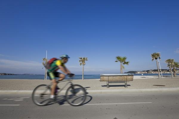Piste cyclable vélo