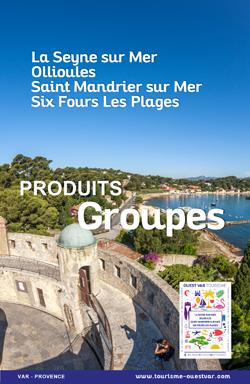 Téléchargez notre brochure groupes 2018