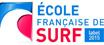French surf school