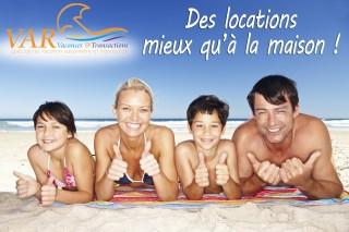 Agence Var Vacances - spécialiste de la location saisonnière