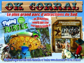 Parc d'attractions Ok Corral