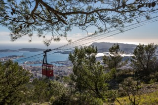 MONT FARON CABLE CAR