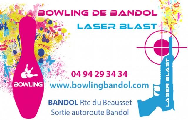 Bowling de Bandol : BANDOL - Tout public, Enfant à partir de : 6 ans