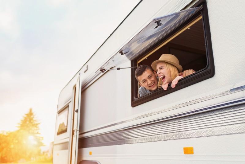 Aire de camping cars